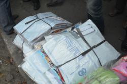 Lotere Kecikan Berlabel Polri Dijual Bebas Untuk Anak Anak Surya