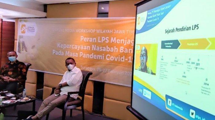 LPS Telah Cairkan Klaim Simpanan Nasabah dari 9 BPR di Jatim yang Ditutup OJK