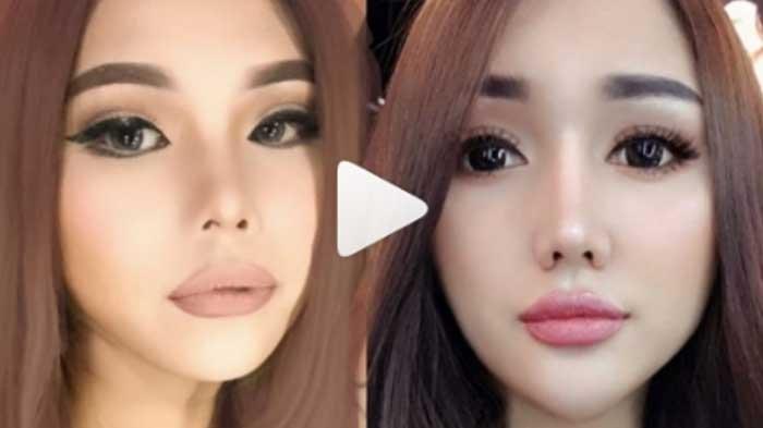Tutorial Make Up Ala Lucinta Luna ini Bikin Ngakak di Bagian Akhir, Lihat Videonya