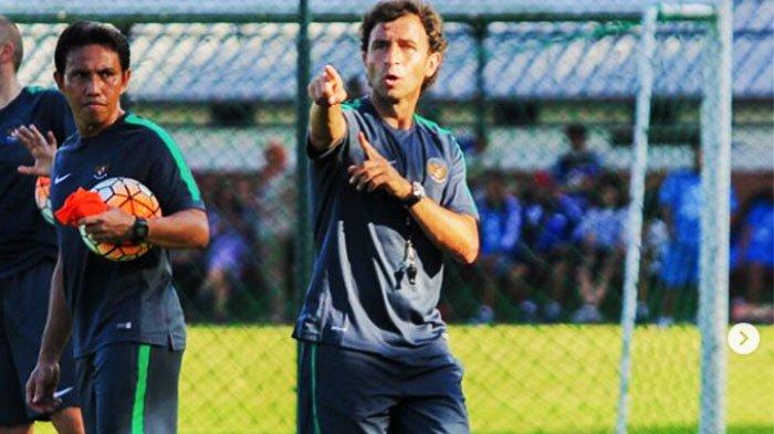 Kabar Eks Pelatih Indonesia, Luis Milla Gabung Real Madrid, Lawan Legenda Barcelona di Israel