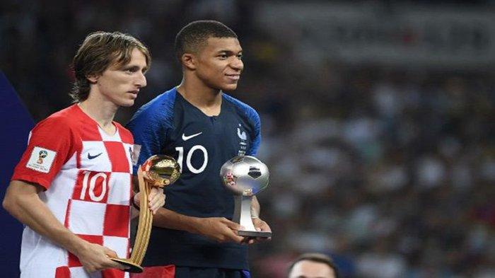 Sederet Pemain yang Mendapat Penghargaan di Piala Dunia 2018, Dari Golden Ball hingga Golden Glove