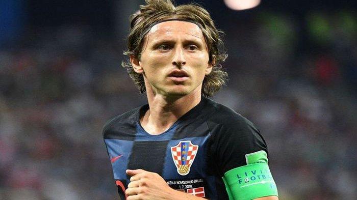 Masa Kecil Tragis Luka Modric, Kapten Timnas Kroasia yang Bawa Negaranya ke Final Piala Dunia 2018