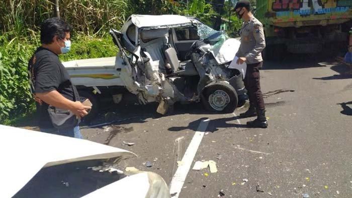 KRONOLOGI Tiga Kendaraan Terlibat Kecelakaan di Jalur Maut Lumajang