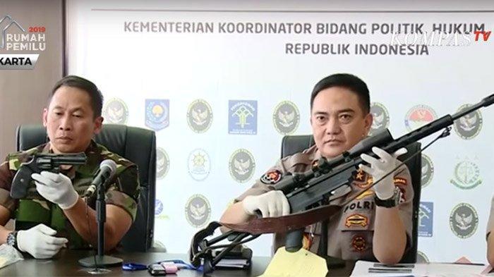 Disertir TNI yang Berperan sebagai Pembunuh Bayaran Ternyata Ditangkap Bukan Pada Saat Aksi 22 Mei