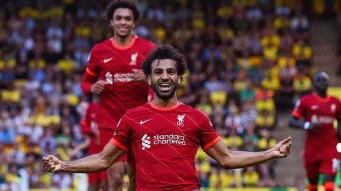 SKOR AKHIR Liverpool vs Crystal Palace, M Salah Bawa Liverpool Menang 3 - 0, Pimpin Klasemen