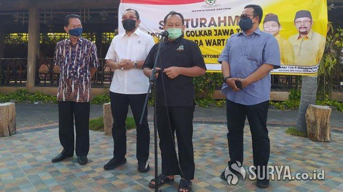 Target Menang 14 Daerah di Jatim, Juru Kampanye Golkar Diperkuat Nurul Arifin