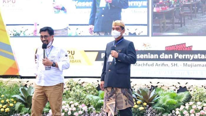 Galakkan Pemberdayaan Masyarakat, Paslon MAJU Upayakan Entas Kemiskinan Surabaya