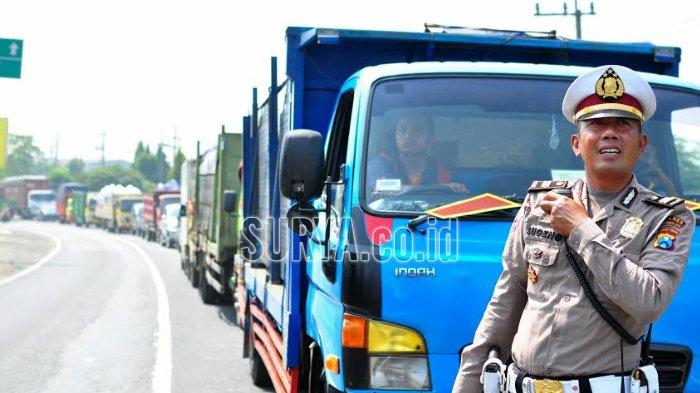 Ada Penyempitan Jalan, Ini 3 Titik Rawan Macet saat Arus Mudik Lebaran di Wilayah Jombang