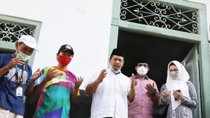 Peduli Sejarah, Machfud Arifin Renovasi Langgar Presiden Pertama NU KH Hasan Gipo
