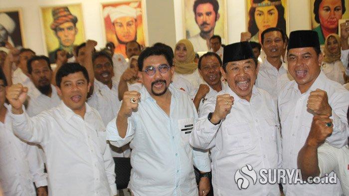 Usung Macfud Arifin di Pilkada Surabaya, Gerindra dan KoalisiSiap Head to Headdengan PDIP