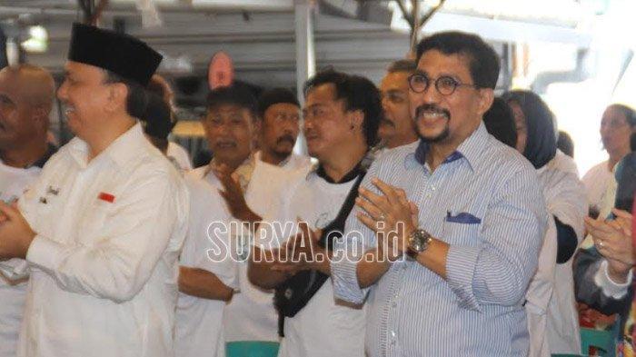 Didukung 7 Parpol, Machfud Arifin Kian Mantap Hadapi Kemungkinan Head to Head di Kota Surabaya