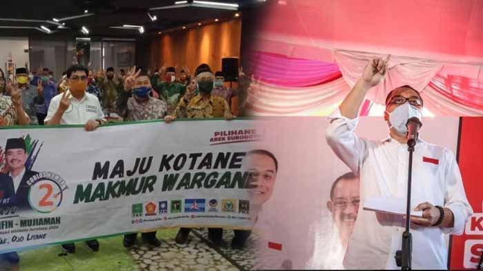 Mahfud Didukung Purnawirawan, Eri Kampanye BPJS Gratis Untuk Warga Penghasilan di Bawah Rp 10 Juta