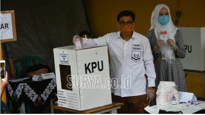Pilwali Surabaya 2020, Machfud Arifin Optimistis Raih 63 Persen Suara