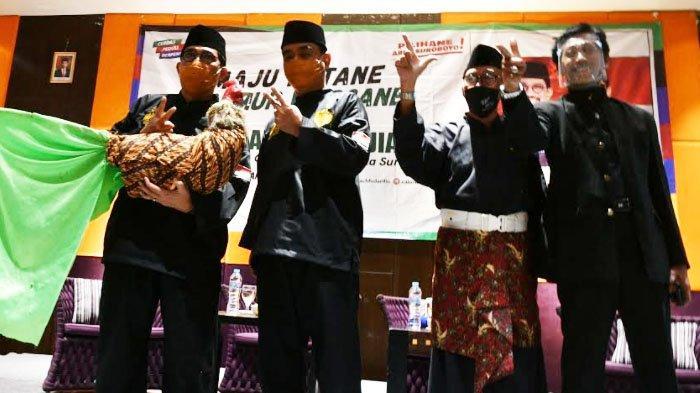Ribuan Pendekar di Surabaya bakal Turun Jaga TPS, Amankan Kemenangan Machfud Arifin - Mujiaman