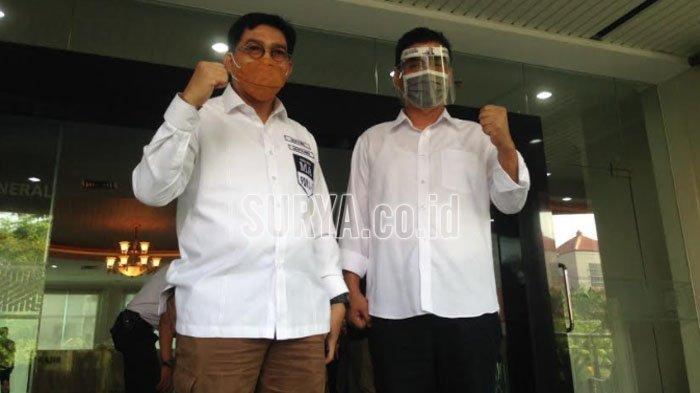 Pilwali Surabaya 2020: Machfud Arifin-Mujiaman Bertekad Siapkan 100.000 Lapangan Pekerjaan Baru