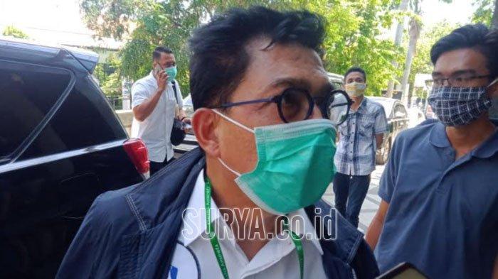 Pilwali Surabaya 2020, Bapaslon Machfud Arifin-Mujiaman Selesai Jalani Pemeriksaan Kesehatan