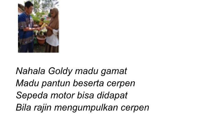 Ny Zulaila Dwi Rahmawati: Penyakit Rematik dan Magnya Teratasi dengan Minum Madu Nahala Goldy