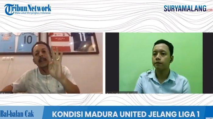 Kompetisi Dilanjutkan di Tengah Pandemi, Madura United Komitmen Ikut Dengan Berbagai Risiko