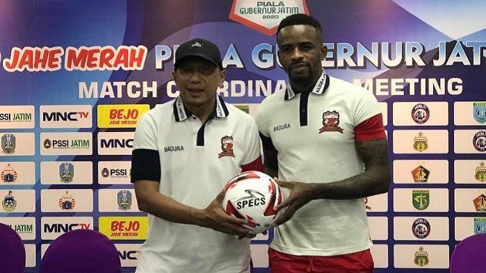 Rahmad Darmawan Pastikan 90 Persen Skuad Lama, termasuk Pemain Asing Komitmen Bela Madura United