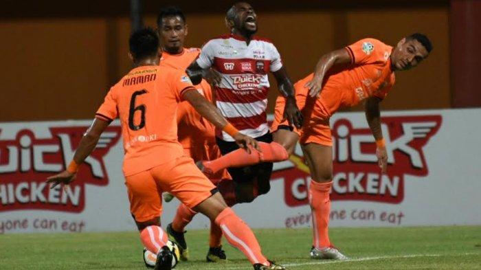 Kalah Dari Persija,Pelatih Madura United Sebut Masalah Ada Pada Penyelesaian Akhir