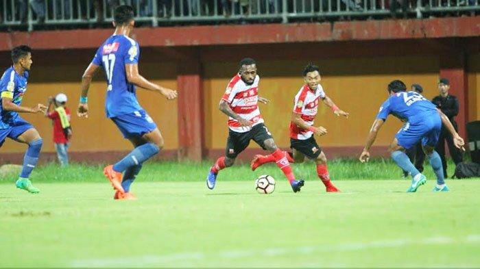 Gagal Menang di Empat Laga Terakhir, Pelatih Madura United Gomes Akui Kendalanya di Sektor ini