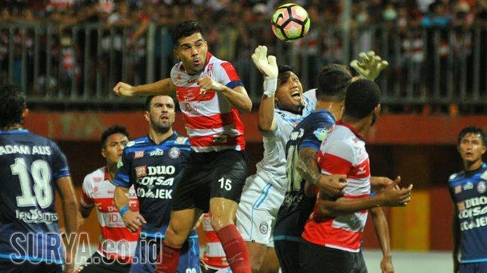 Fabiano Beltrame Prediksi Mantan Timnya ini Bakal Juarai Piala Presiden 2018