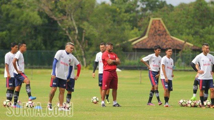 Coret Patrick N'Koyi, Madura United Datangkan Striker Asal Brasil