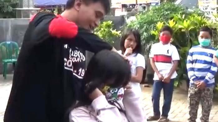 Warung Gotong Royong di Magetan: Selain Berbagi Bahan Makanan, Ajarkan Anak-anak Budaya Hidup Bersih