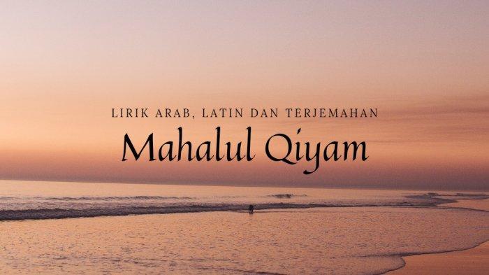 Lirik Mahalul Qiyam Lengkap, Tulisan Arab dan Terjemahan dibaca Saat Maulid Nabi