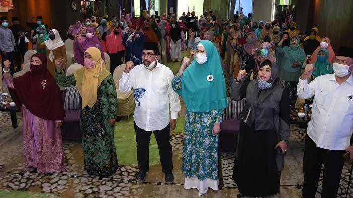 Pilwali Surabaya 2020: Suara Wungkul Muslimat untuk Machfud