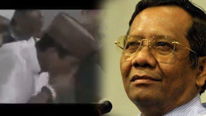 Cara Wudhu Sandiaga Uno Dikomentari Mahfud MD: Airnya Suci tapi Tidak Bisa Menyucikan