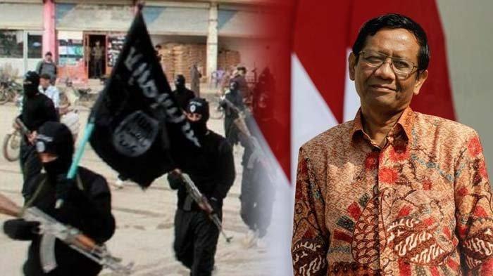 Mahfud MD Paparkan Bahayanya 660 WNI Eks ISIS Jika Pulang : Bisa Jadi Virus di Masyarakat