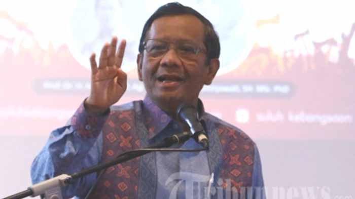 Mahfud MD Pernah Jadi Korban PHP Politik SBY Sebelum Gagal Jadi Cawapres Jokowi di Pilpres 2019