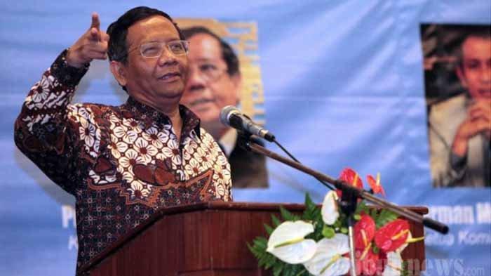 Mahfud MD Tanggapi Narasi Orba Titiek Soeharto : Tak Akan Laku karena Diidentikkan dengan Rezim KKN