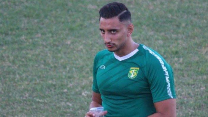 Mahmoud Eid Diragukan Tampil Hadapi PSS Sleman, Aji Santoso: Yang Lain hanya Cedera Ringan