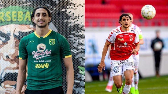 Mahmoud Eid Penyerang Baru Persebaya Surabaya, Mirip Zlatan Ibrahimović & Performanya di Liga Eropa