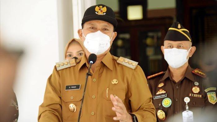 Kasus Covid-19 di Kota Madiun Terus Meningkat, Maidi Bangun Rumah Sakit Lapangan di Asrama Haji