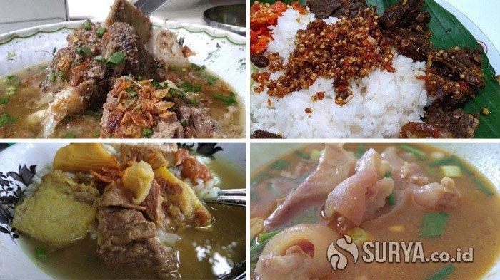 Makan Siang Berkualitas Harga Pas Hari Ini di Kota Surabaya, Ada Sego Babat Madura Hingga Sop Konro