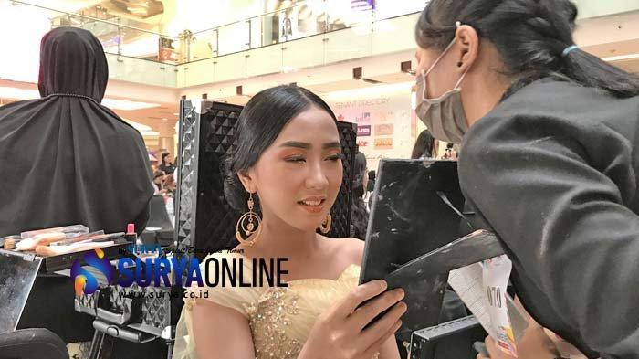 Puluhan MUA Jatim Bersaing di Make Up Competition QL Cosmetic di Grand City Surabaya