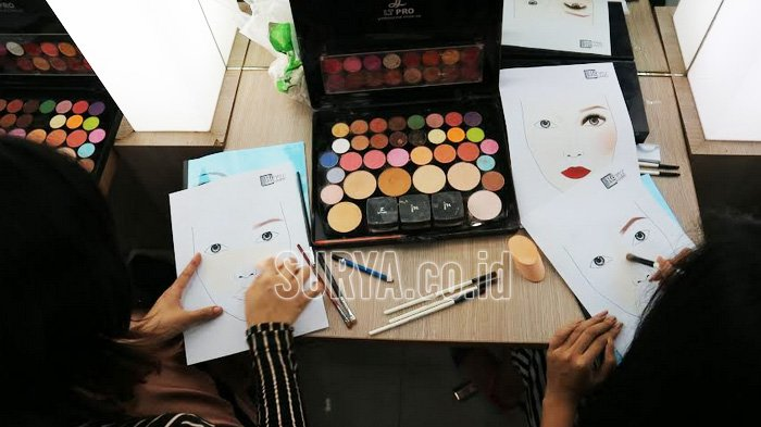 'Make Up Artist Tanpa Ciri Khas akan Susah Berkembang'
