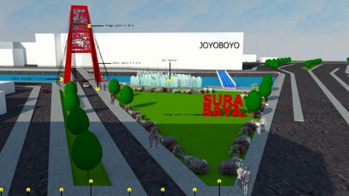 Proyek Jembatan Joyoboyo Surabaya Diminta Tuntas sesuai Target, ini Hasil Pantauan Dewan di Lokasi