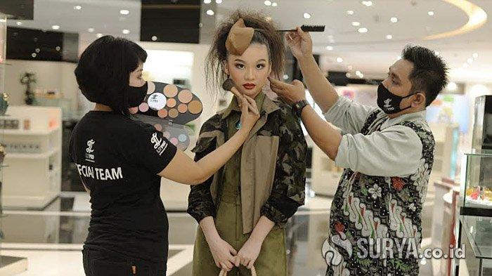 Merayakan Hari Pahlawan dari Rumah dengan Makeup Look 'Be Brave, Be Bold'