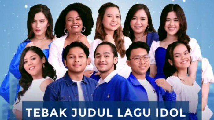 Malam Ini 10 Peserta Indonesian Idol 2021 Nyanyikan Lagu Dangdut atau Tradisional, Melisa Los Dol