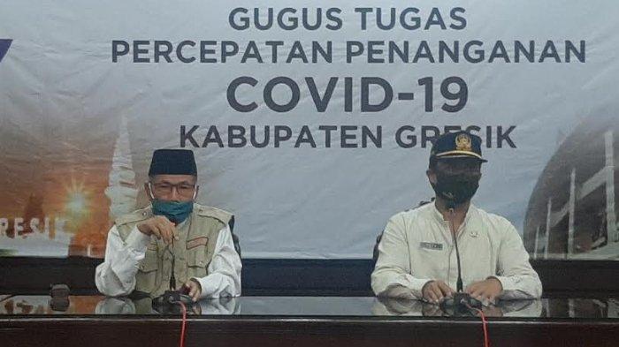 Kegiatan Ngalap Berkah Malam Selawe di Makam Sunan Giri Gresik Ditiadakan Tahun ini