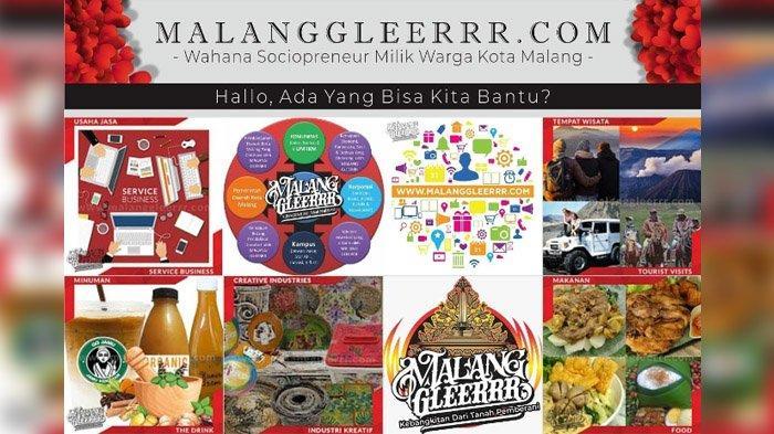 Dua Program Kerja Utama MalangGleerrr.com Selanjutnya: Gandeng Renteng Agen QRIS dan Sonjo Kampung