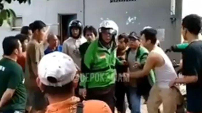 VIDEO Maling Konyol Terjebak di Kampung 'Lockdown' Buat Geram Warga, di Malang Napi Asimilasi Kambuh