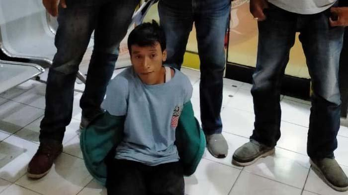 Sempat Buron, Maling Motor Kapas Madya Surabaya Akhirnya Ditangkap