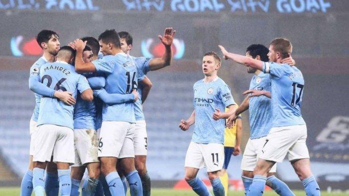 Link Live Streaming Everton vs Man City: Peluang The Citizens Perlebar Jarak di Puncak Klasemen