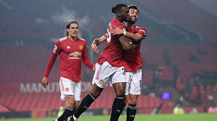 Hasil dan Klasemen Liga Inggris: Man United Pesta Gol, Arsenal Kalah, Setan Merah Tempel City