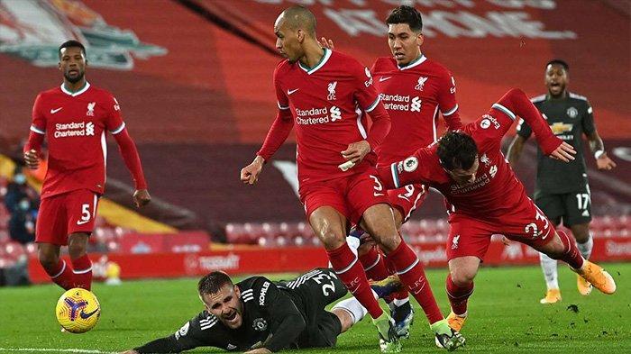Jadwal Liga Inggris Malam Ini: Man United vs Liverpool, Tottenham dan Arsenal